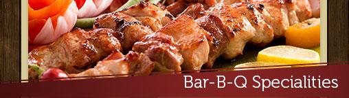 Bar-B-Q Specialities