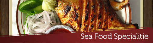 Sea Food Specialities