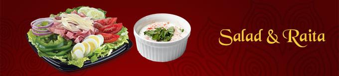 Salad & Raita