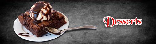 Ice Cream & Desserts