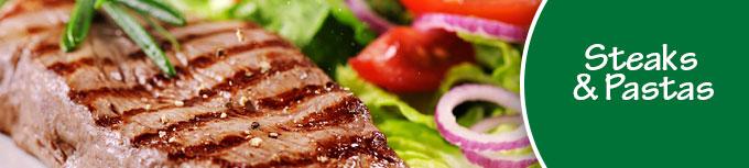 Steaks & Pastas