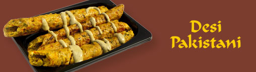Desi Pakistani Food