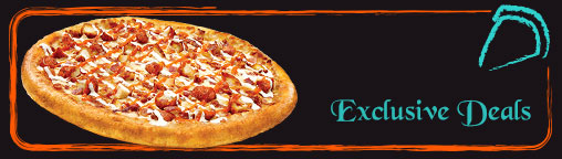 Exclusive Discount Pizzas