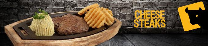 Cheese Steaks Sandwiches