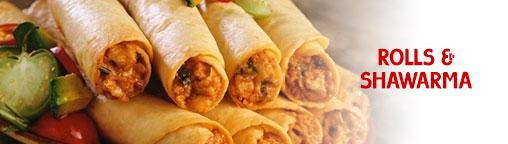 Rolls & Shawarma
