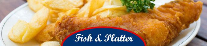 Fish & Platter