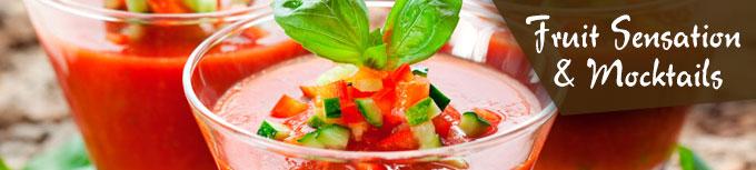 Fruit Sensation & Mocktails