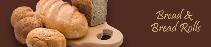 Bread & Bread Rolls