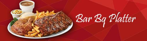 Bar BQ Platter