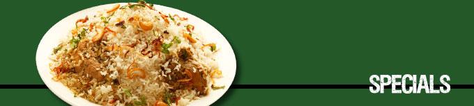 Chapli Kebab House Specials