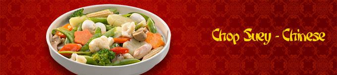 Chop Suey - Chinese
