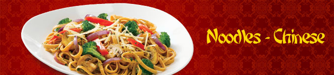 Noodles - Chinese