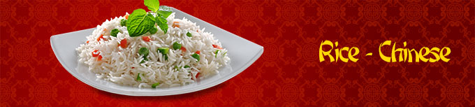 Rice - Chinese