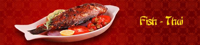 Fish - Thai