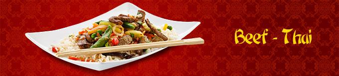 Beef - Thai
