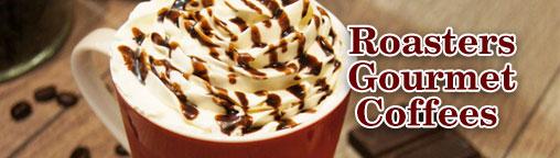 Roasters Gourmet Coffees