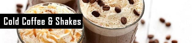 Cold Coffee & Shakes
