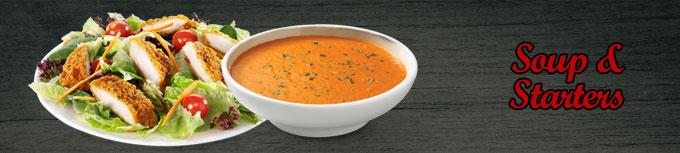 Soup & Starters