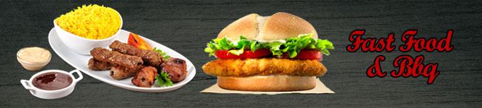 Fast Food & BBQ