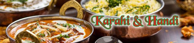 Karahi & Handi