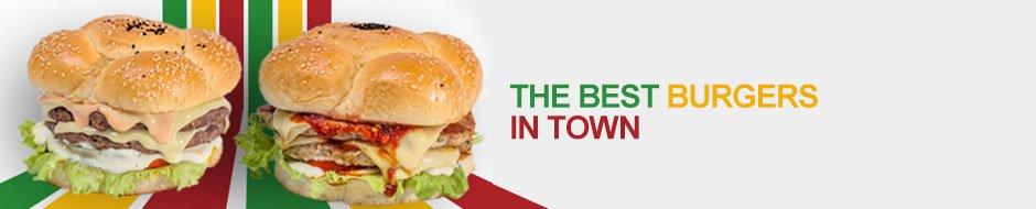 Burger Hub, Gulberg Lahore Cover