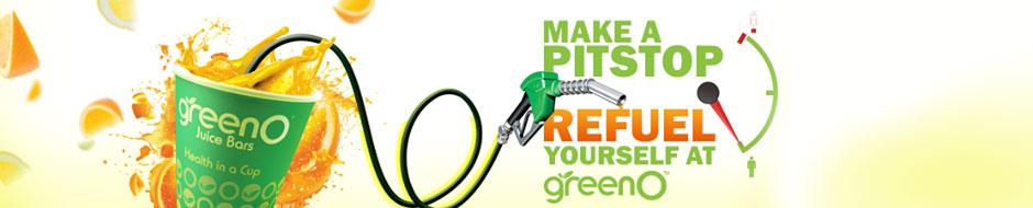 Greeno Juice Bars - Khayaban e Muhafiz Karachi Cover