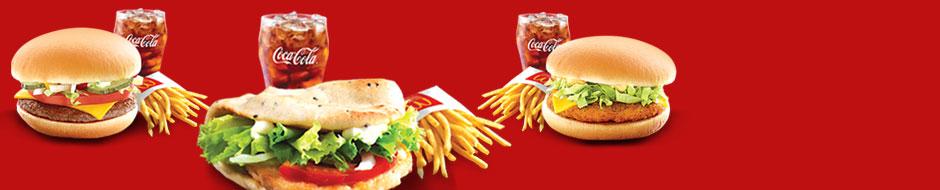 McDonald's, Dolmen Mall, Tariq Road Karachi Cover