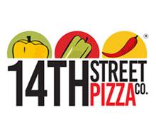 14th Street Pizza Co. - Multan Multan Logo