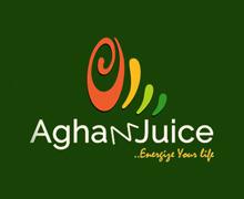 Agha Juice - Sarena Market Karachi Logo