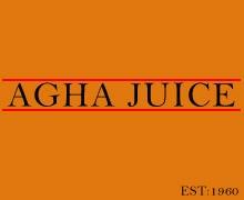 Agha Juice - Bahadurabad Karachi Logo