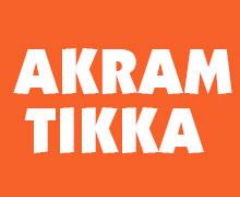 Akram Tikka Shop - Gulberg-3 Lahore Logo