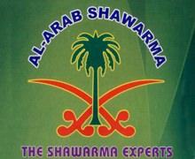 Al Arab Shawarma Karachi Logo