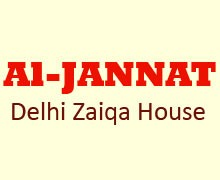 Al Jannat Dehli Zaiqa House, Gulshan-e-Iqbal Karachi Logo
