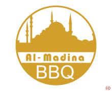 Al-Madina BBQ, Korangi Karachi Logo