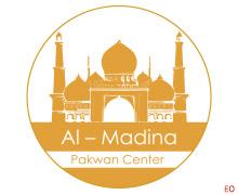 Al Madina Pakwaan Center Karachi Logo