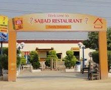 Al-Sajjad Restaurant, Highway Karachi Logo