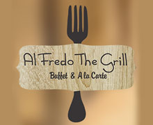 Alfredo The Grill - MM Alam Road Lahore Logo