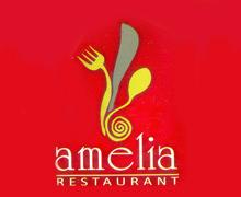 Amelia Restaurant - GT Road Rawalpindi Logo