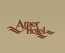 Amer Hotel Restaurant Lahore Logo