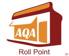 AQA Roll Point Karachi Logo