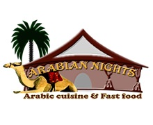 Arabian Nights Karachi Logo
