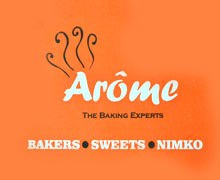 Aroma Bakers Karachi Logo