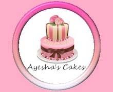 Ayeshas Cakes Karachi Logo