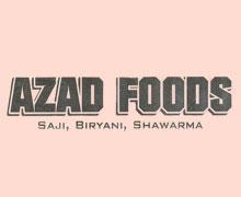 Azad Foods Lahore Logo
