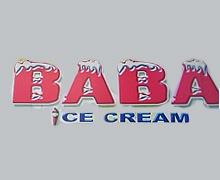 Baba Ice Cream Karachi Logo