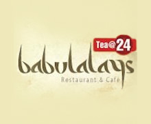 Babulalays Restaurant & Cafe Lahore Logo