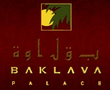 Baklava Palace Karachi Logo