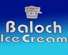 Baloch Icecream, Gulshan Iqbal Karachi Logo