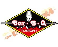 Bar B Q Tonight - Blue Area