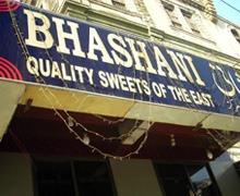 Bhashani Sweets Karachi Logo